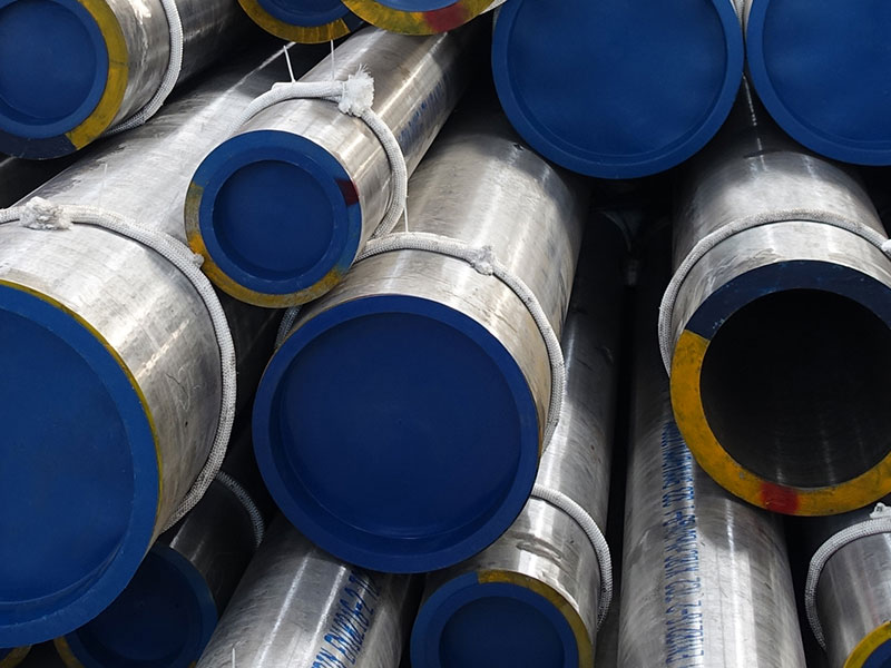 Manufacturer of Alloy Steel Pipe
