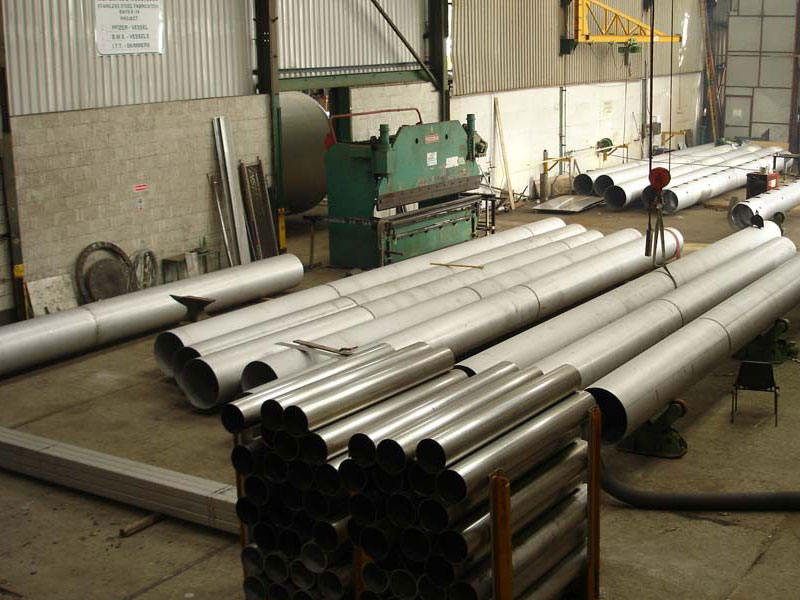 Manufacturer of Stainless Steel Pipe & Tube