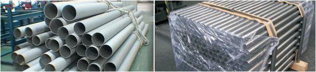Monel 400 ASTM B725 Welded Pipe packaging